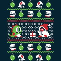 Awesome Geekish Christmas Shirts