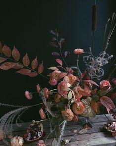 320 Likes, 17 Comments - white oak Growing Flowers, Planting Flowers, Natural Bouquet, Decoration Plante, Botanical Decor, Flower Studio, Pretty Flowers, Wild Flowers, White Oak