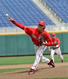 Buckeyes Fall To WSU In Season-Ending Loss, 7-3…. Baseball 2016, Osu Baseball, Baseball Field, Buckeyes, Seasons, Fall, Autumn, Fall Season, Seasons Of The Year