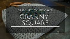 Learn how to crochet a granny square with a video tutorial and instructions from Vickie Howell. She explains how to start this classic crochet project.