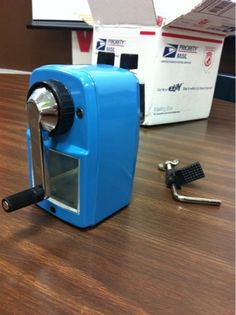 Katie Lately: Best Pencil Sharpener EVER
