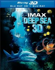 Deep Sea 3D (Blu-ray)