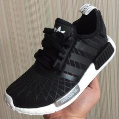 Adidas - NMD R1 Runner W - Core Black !!! by tijo_ojit