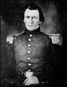 Ulysses Grant  at the age of 21.