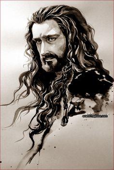 evan's artworks : The Hobbit