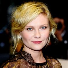 Another Kirsten Dunst up-do