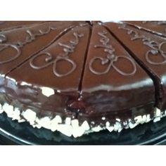 Sacher White Chocolate Frosting, Decorating, Baking, Cake, Desserts, Food, Decor, Tailgate Desserts, Decoration