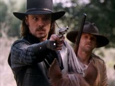 don't touch Pete's Piece... The Adventures of Brisco County Jr.