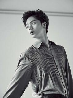 Sungjae (BTOB) - GQ Magazine March Issue '17