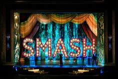"""""""Maybe all one can do is to end up with the right regrets...""""  —Playwright Arthur Miller, as quoted on SMASH    Before the final curtain call for the television series SMASH, SET DECOR talked with Set Decorator Jacqueline-Jacobson Scarfo SDSA re: the grand stage sets she, Production Designer Ruth Ammon and their teams created for the portrayal of the staging on Broadway of two original musicals, the Marilyn Monroe bio BOMBSHELL and the contemporary romantic tragedy HIT LIST."""