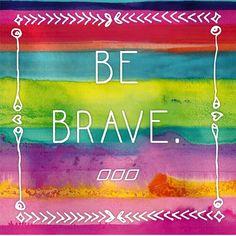 be brave. #createyoursummer bikini series