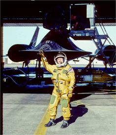 Cosmosphere: SR-71 Blackbird Pilot at Cosmosphere This Weekend – Free Presentations