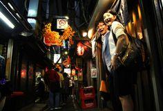 Tokio people, citylife, streetphotography, smile, shinjuku