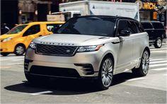 В России появится новый внедорожник Range Rover Velar