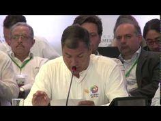 Intervención del Presidente Correa en la XXIV Cumbre Iberoamericana, Ver...