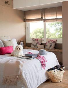 12 dormitorios pequeños y acogedores · ElMueble.com · Dormitorios