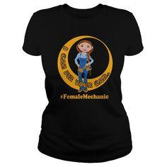 I Can Fix Your Car Female Mechanic Great Gift For Female Mechanics Fan T Shirts, Hoodies, Sweatshirts. CHECK PRICE ==► https://www.sunfrog.com/Jobs/I-Can-Fix-Your-Car-Female-Mechanic-Great-Gift-For-Female-Mechanics-Fan-Black-Ladies.html?41382