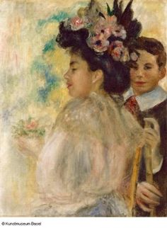 Pierre-Auguste Renoir - The First Communion, 1883/84