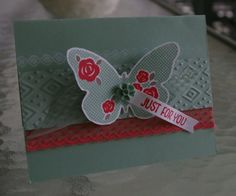 Stampin' Up! Floral Wings Hostess Set -o stampinnnn 003