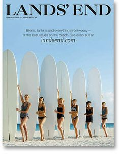 Lands' End | e-catalogs listing.  Chose from the original landsend.com, or select one of the following special catalog options: Land's End Home, Land's End School, Land's End Men, or Land's End Kids.