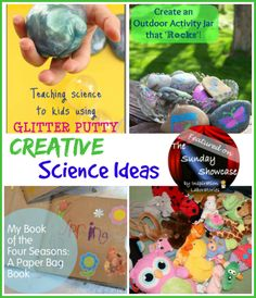 Creative Science Ideas Featured on the Sunday Showcase at Inspiration Laboratories