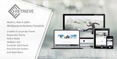 Free Responsive Retrieve Purpose Joomla Theme & Template at WeebFast Joomla Themes, Progress Bar, Joomla Templates, Website Themes, Create Website, Best Wordpress Themes, Website Template, This Or That Questions, Forget