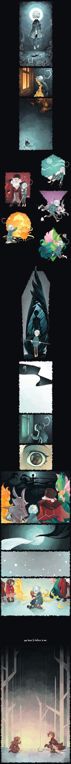 deviantART: More Like Jack Frost by ~ramida-r