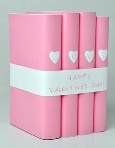 gift idea #pink #books