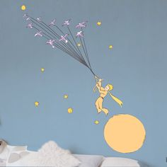 Il Piccolo Principe > Il Volo del Piccolo Principe