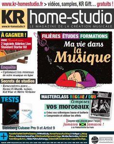 KR Home-Studio - Avril 2017 French | 100 pages | True PDF | 26 MB Keyboard Recording Home-Studio - le magazine de la création musicale ! Suivre l'évolut