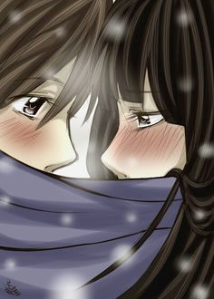 This looks familiar...I think it's from Kimi ni Todoke :)