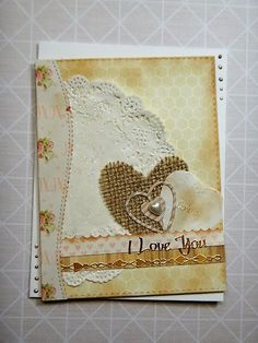 "HandmadebyRenuka: 1 kit -10 and more cards - "" Love From Lizi ""card kit January 2017-part1"