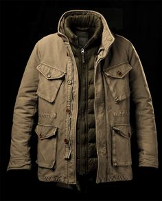 Great jacket for a spin on the Bonnie in Autumn....