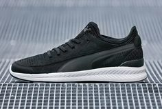 PUMA Introduces the Ignite Sock: A fresh take on the German sportswear giant's flagship runner. Puma Sneakers Shoes, Puma Sports Shoes, Best Sneakers, Pumas Shoes, Men's Shoes, Nike Trainers, Mens Trainers, Puma Mens, Sneaker Boots