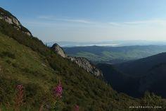 Belianske Tatras - mountain range in Slovakia Mountain Range, Trail, Hiking, Mountains, Walks, Trekking, Hill Walking, Bergen
