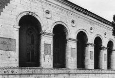 L'Architettura del Quattrocento, Cinquecento e Seicento: Tempio Malatestiano di Rimini (dal 1450) Tempio Malatestiano di Rimini (dal 1450)