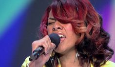 "15-year-old Dinah Jane Hansen blows away the judges with her version of Beyonce's ""If I Were a Boy."""