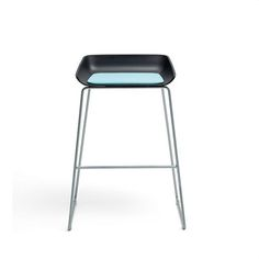 Steelcase Scoop Stool - by Turnstone. Intentionally unassuming by design, the Scoop Stool offers casual comfort and sturdy construction in any space. Office Stool, System Furniture, Modern Stools, Bar Stools, Cushions, Home Decor, Workspace Design, Construction, Community College