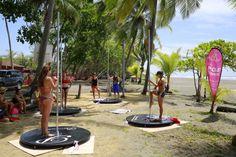 POLE & SURF ® COSTA RICA PROVOCARTE STUDIO 2014