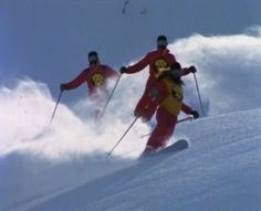 "This is ""Apocalypse Snow monoski 1983"" by Ski Zenit on Vimeo, the home for high quality videos and the people who love them."