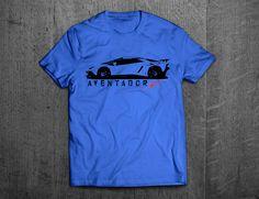 Lamborghini Aventador SV, Lambo SV t shirts, Lambo aventador t shirts, men tshirts, women t shirts, lambo Cars t shirts, Italian car shirt by MotoMotiveInk on Etsy