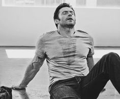 Hugh Jackman by Patrik Giardino for Men's Health, 2013