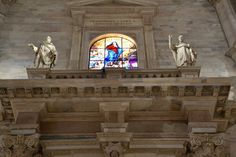 Interior architecture of the Duomo, Milan, Italy by The Art of Creativity Studio