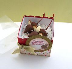 chocolate christmas mice how to