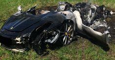 #FERRARI #driver wrecks $288,000 supercar hour after bought...
