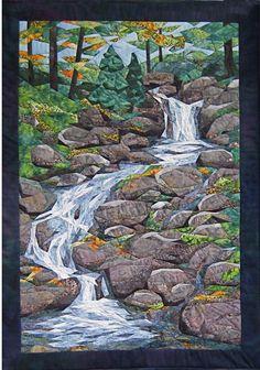Waterfall Pattern