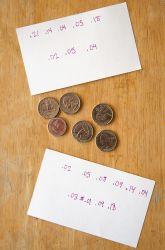 Activities: Math Treasure Hunt