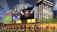 First-Ever NBC Sports Grill & Brew Coming to Universal CityWalk