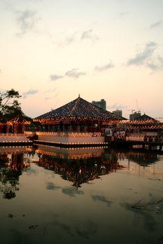 Gangarama Temple, Colombo, Sri Lanka