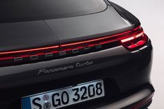 First official pictures, news and specs of the brand-new Porsche Panamera Mk2, codenamed G2